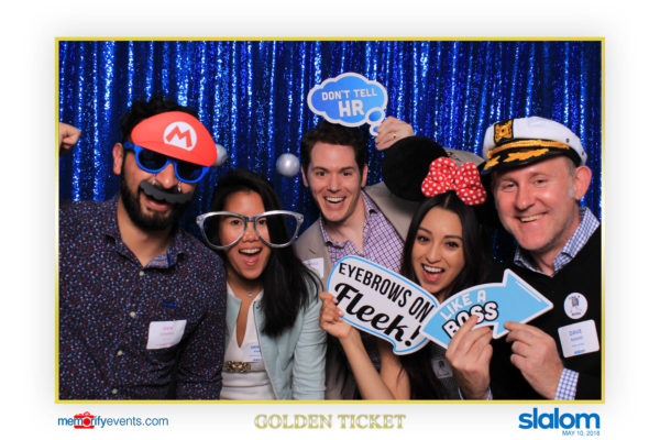 Photo Booth San Francisco Social