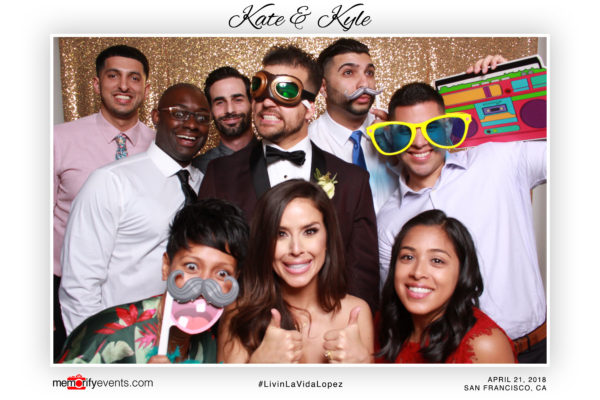 Photo Booth San Francisco Wedding